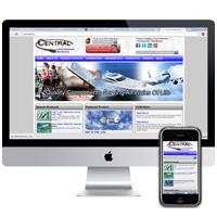 Web design in New Brunswick NJ for CCM, created by Deimos Designs.
