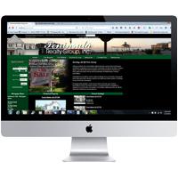 Web design in Little Silver NJ for Peninsula Realty Group: Portfolio.