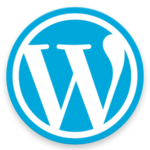 Your website is powered by WordPress.